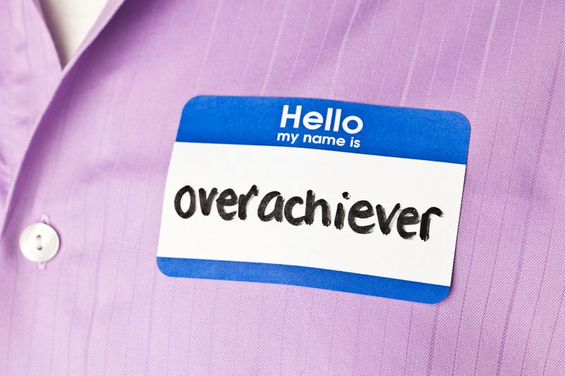 How the Hyper-Achiever Hampers Achievement